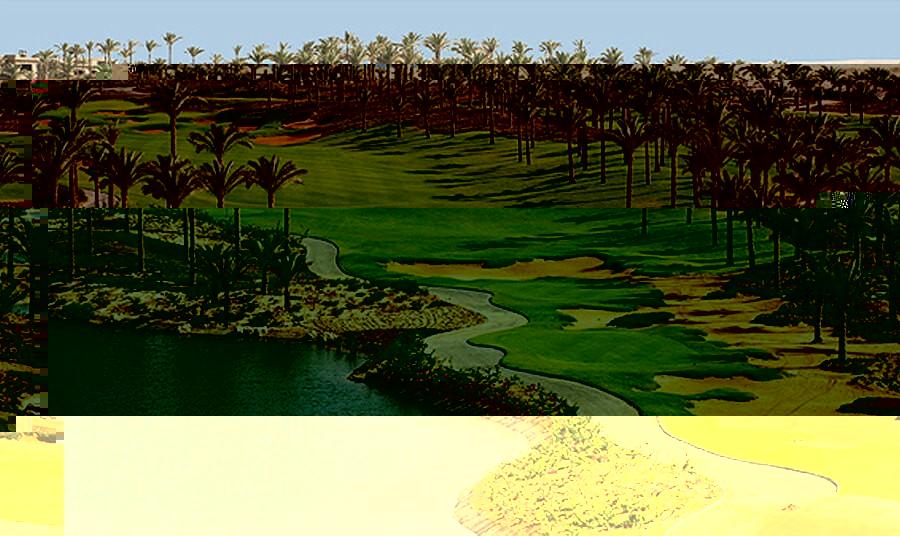 Katameya Dunes